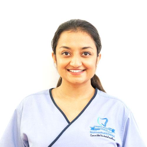 Dr. Aditi Khamar