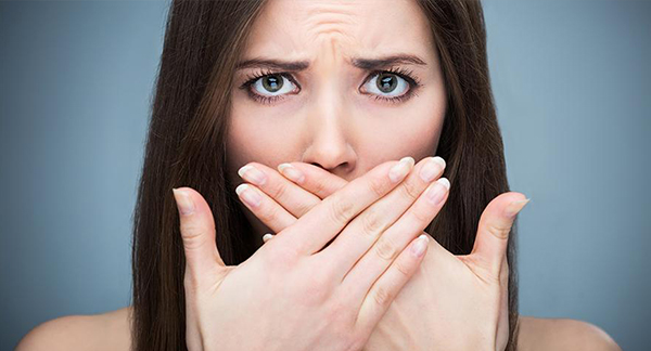 Why does my breath smell bad and how to cure it?