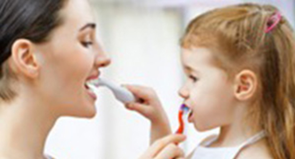 How to make your toddler brush their teeth?